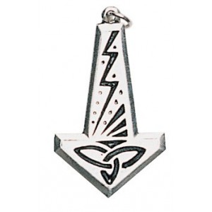 Thor's Hammer for Courage and Strength