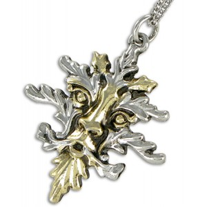 Green Man Jewellery