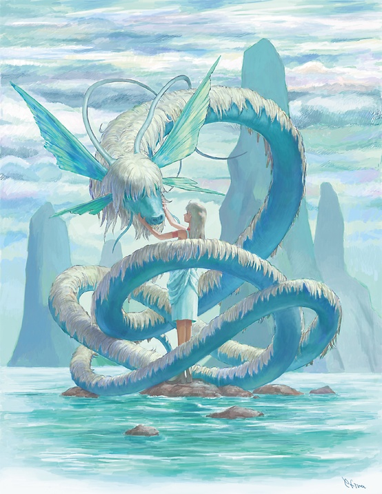 How To Make Friends with a Dragon | StormJewel's Spirit Blog