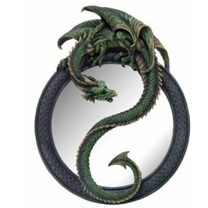 Dragon Mirror by Nemesis Now!